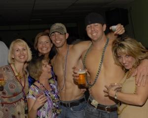 2008 - Kelly, Teresa, Ashley & the Jello Shot Guys