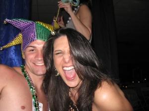 2009 - Dagny and Jello Shot Guy