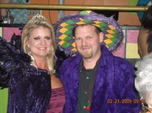 2009 - King and Queen