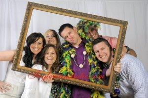 2011 Friends in a frame