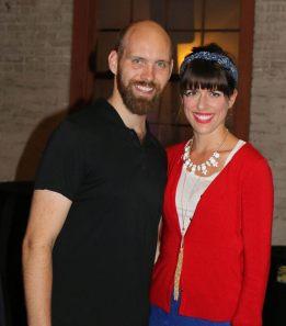 Blake and Stephanie - RJ