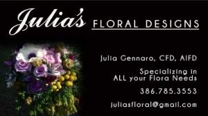 Julias floral design