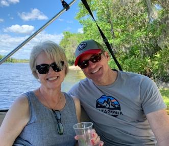 2019-03-31 Krewe St John's Pontoon Trip 7
